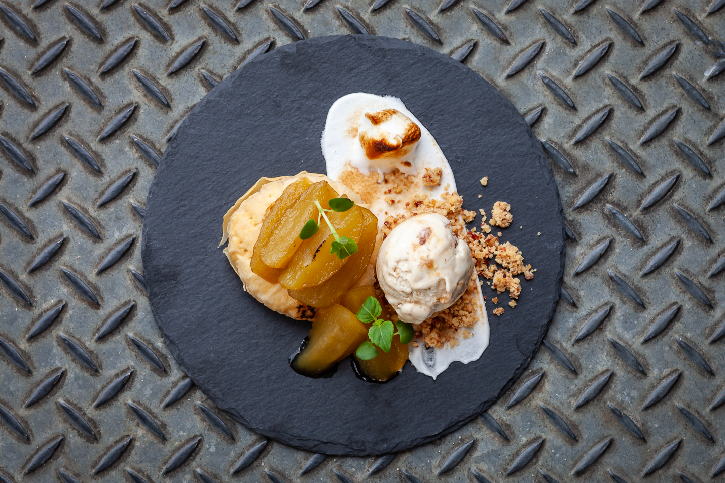 Spiced Apple Tarte Tatin (2)