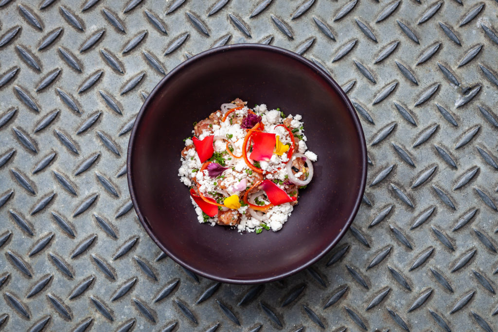 Porta – Porta is a dining enclave serving up modern European dishes