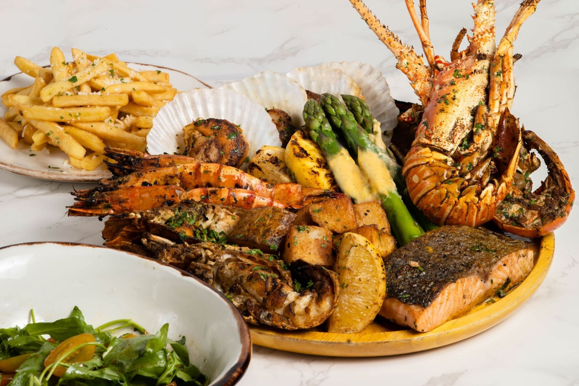 Father's Day Seafood Grill 2021
